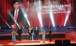 Lễ trao Giải thưởng Sao Đỏ - 100 Doanh nhân trẻ Việt Nam tiêu biểu 2014