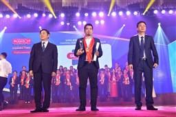 Thương hiệu mạnh Việt Nam 2018 tiếp tục vinh danh Tập đoàn SUNHOUSE